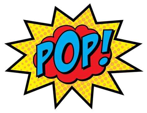pop signs signs boom pow zap bam pop 8 5 x