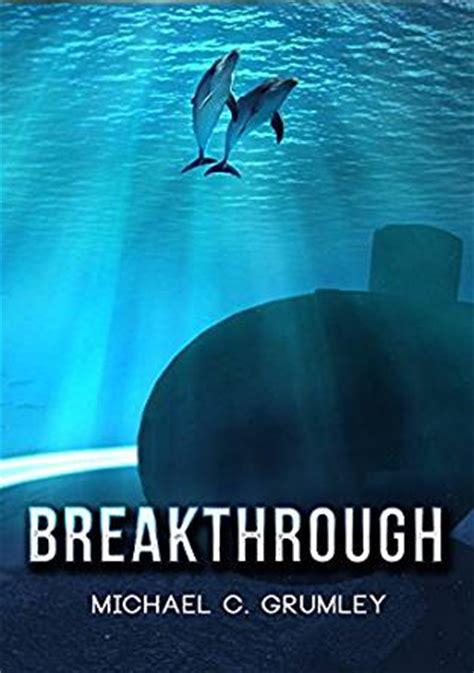 breakthrough kindle edition by michael c grumley