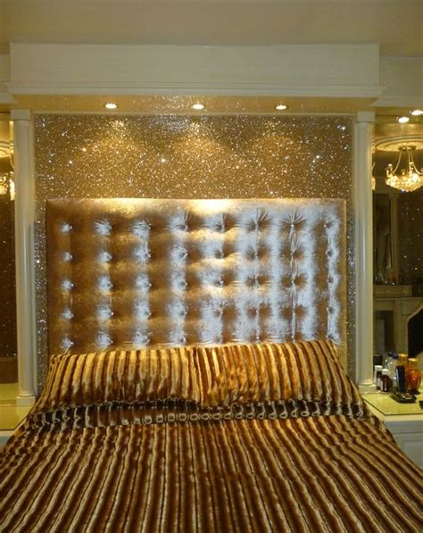 how to use home design gold sparkling glitter wall paint for home interior trends4us com
