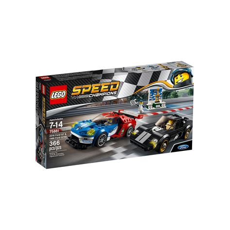 Lego Speed 75881 lego 75881 speed chions 2016 ford gt 1966 ford gt40