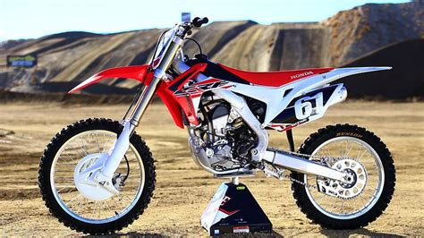 motocross bikes honda 2016 honda crf250 the 16s dirt bike magazine youtube