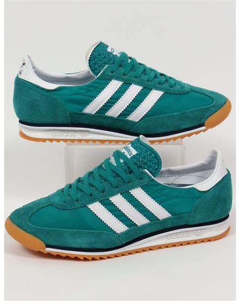 adidas sl 72 adidas sl 72 trainers eqt green white originals shoes
