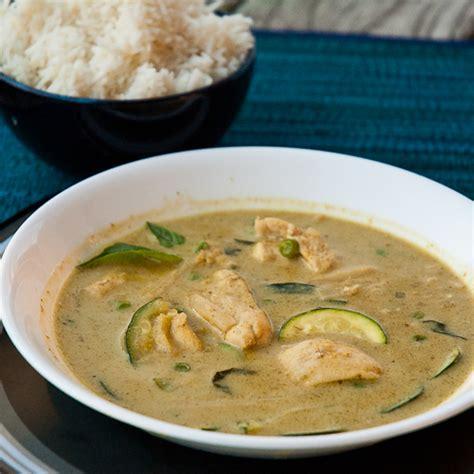 Thai Kitchen Green Curry Recipe by Thai Green Curry Recipe Dishmaps