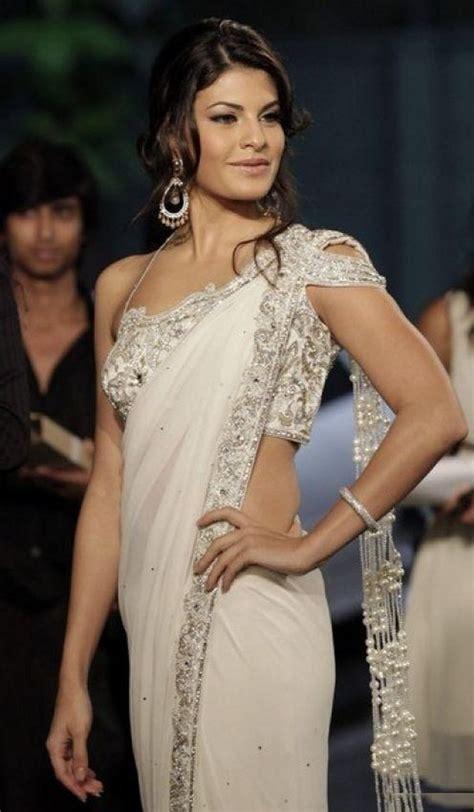 bollywood heroine in sarees jon jarien fashion house bollywood heroin in white sarees