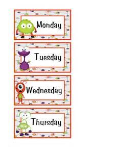 preschool printables april 2012