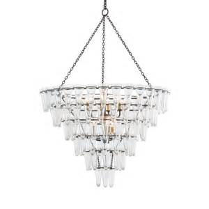 Arteriors Home Chandelier Arteriors Home Mckenna 12 Light Chandelier Atg Stores