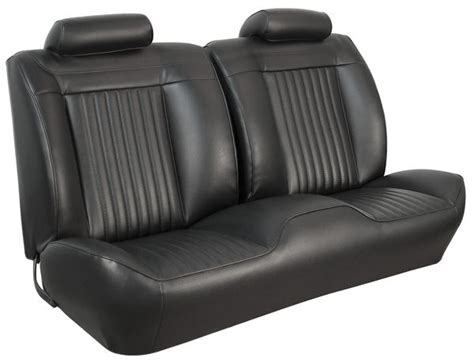el camino bench seat 1971 72 el camino sport seats front bench upholstery and foam by tmi for years 1971
