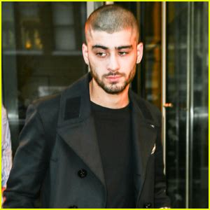 tattoo repair nyc zayn malik proves his head tattoo was fake while out in