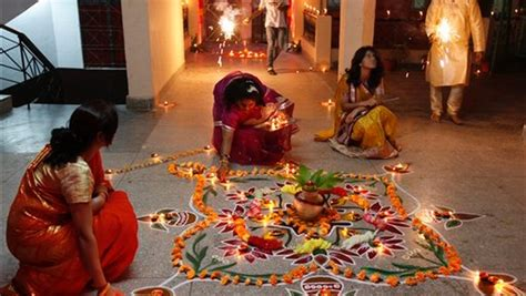 How To Decorate A Temple At Home by Diwali Or Deepavali A Festival Of Lights Is The Hindu