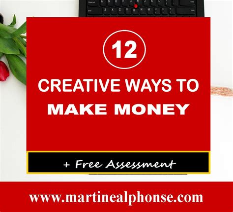 ways to make money with your creative business 12 creative ways to make money martine alphonse