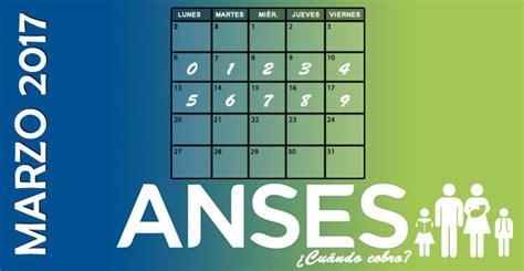 asignacin universal por hijo calendario de pago marzo calendario de pagos de anses para asignaci 243 n universal por