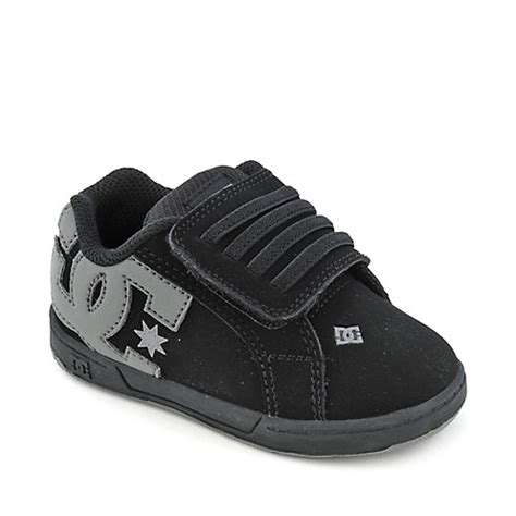 baby dc shoes dc shoes court graffik velcro 2 toddler sneakers