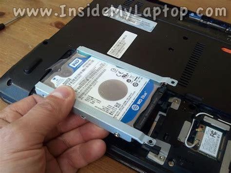 Hardisk Acer Laptop disassembly guide for acer aspire e1 531 inside my laptop