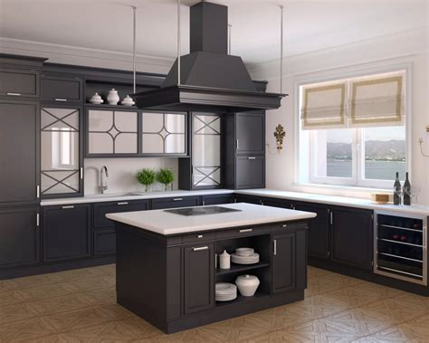 open kitchen design with island 2018 open kitchens hgtv