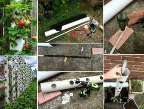 ideas vertical strawberry planter 101 gardening