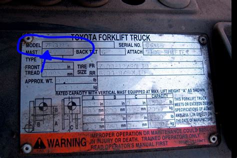toyota company number toyota 5fbe15 forklift fuse box fbe creativeand co
