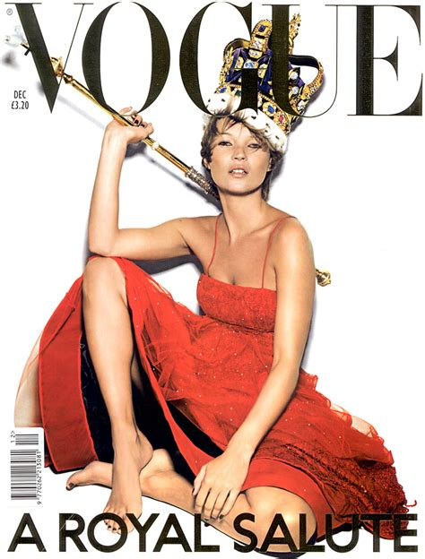 Miller Is Vogue Uks December Cover by Vogue Uk December 2008 Kate Moss Not Just Another Milla
