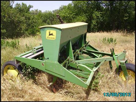 Sukup Food Plot Planter by Food Plot Drill