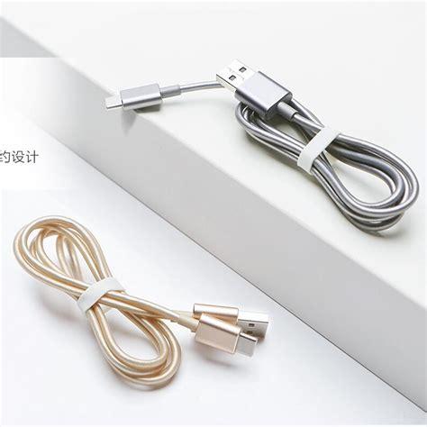 Data Cable Xiaomi Usb Type C Original original xiaomi metal type c usb cable usb 3 1 data sync