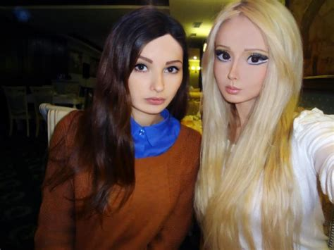 human doll family shows whole family their