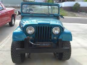 1959 cj5 willys jeep nr buick v6 with 4 spd solid