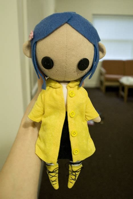 rag doll novel book neil gaiman edition coraline doll coraline