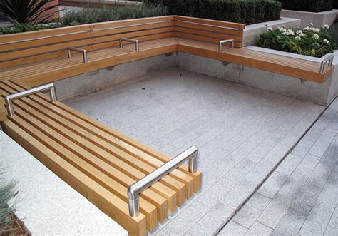 u shaped bench seating bss18 u shaped benches with stainless steel arms