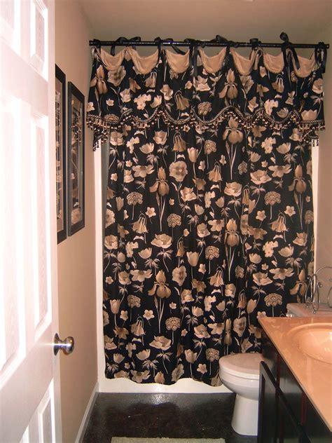 splendor double swag shower curtain double swag shower curtain with matching window curtains