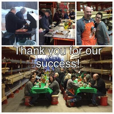 home depot 8931 on quot great steve our