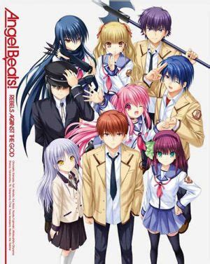 6 anime like angel beats recommendations