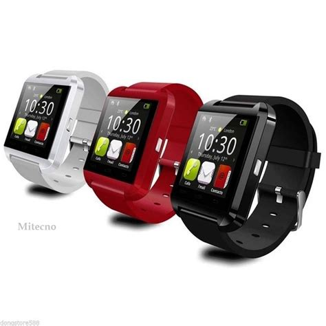 bluetooth smart watch smart watch u8 pro compatible android bluetooth y iphone