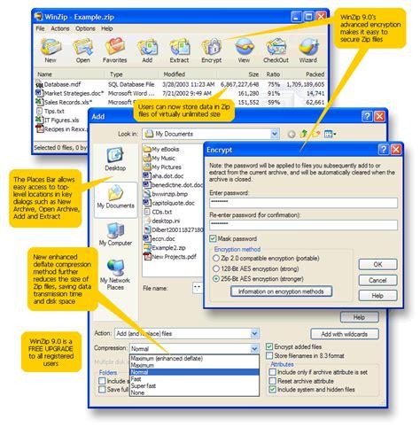 dati immagini gratis software per comprimere dati archivio file gratis software