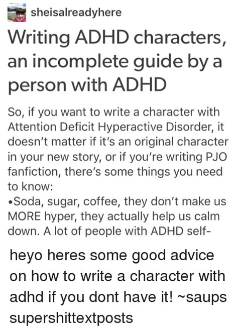 the field guide to adhd what they don t want you to books 25 best memes about original character original