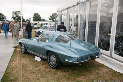 corvette stingray 1963 split window 1963 chevrolet corvette sting split window pics info