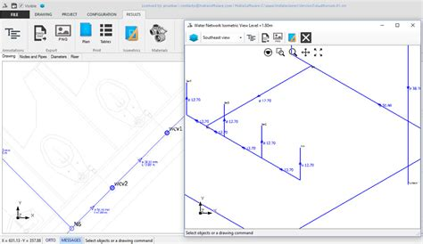 Plumbing Isometric Drawing Software by Plumber The Plumbing Design Software Hidrasoftware