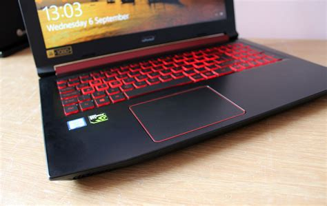 Laptop Acer Nitro 5 acer nitro 5 gaming laptop review trusted reviews