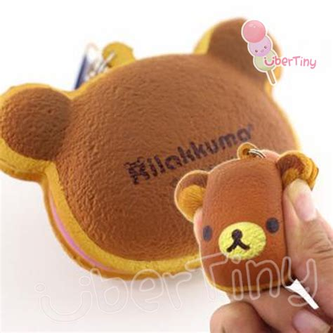 Squishy Licensed rilakkuma dorayaki squishy licensed 183 uber tiny 183 store powered by storenvy