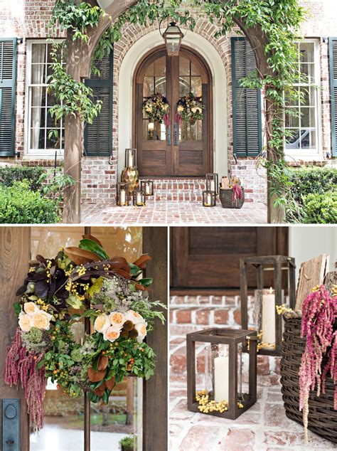 Door Wreaths Pottery Barn 5 Tips For Fall Front Door Flower Wreaths With Pottery Barn C Makery