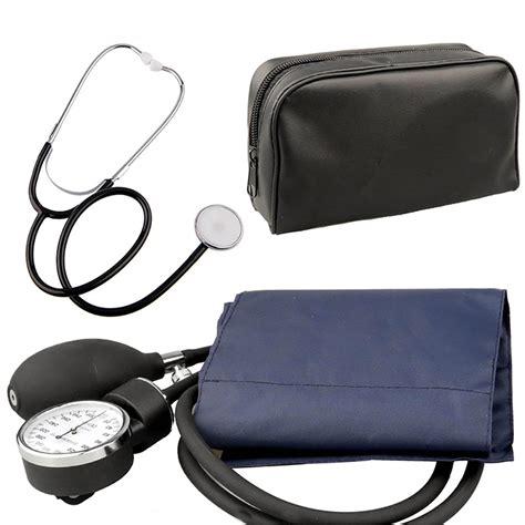 big swings in blood pressure blood pressure cuff stethoscope sphygmomanometer kit with