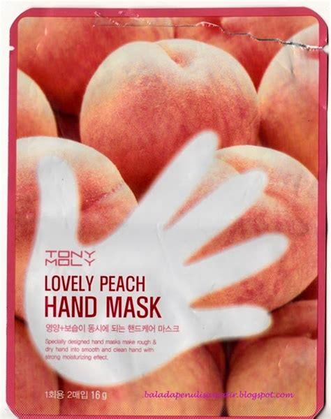 Tony Moly Lovely Mask talks tony moly lovely mask