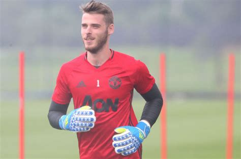 any new signings for man united this january 2016 david de gea this is what i think of new man united