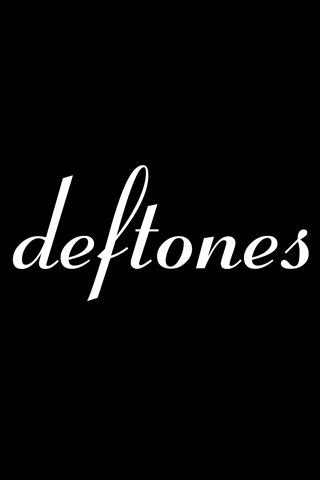 Deftones Band Musik deftones logo iphone wallpapers muzik