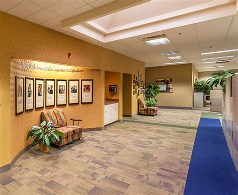 landmark builders advanced home care office renovation