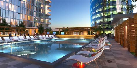 one light apartments rooftop pool one light luxury