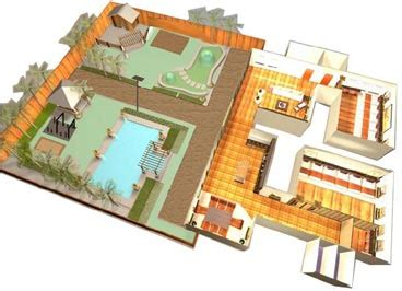 big brother house plan big brother 1 thailand