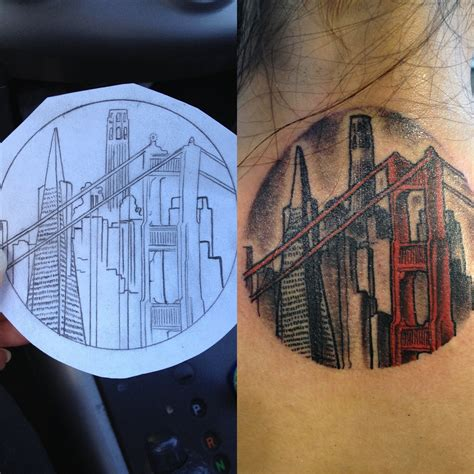 awesome city tattoo best tattoo design ideas