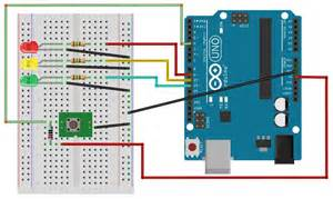 arduino traffic light wiring diagram traffic signal wiring