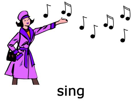 Sing In Image Sing Png Wikijet