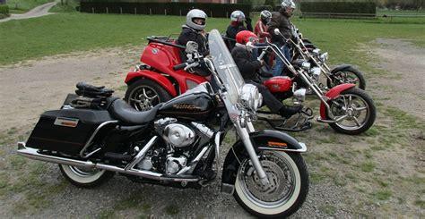 Motorrad Tour Nrw by Harley Davidson Tour In Marl Bei Essen Als Gef 252 Hrte Tour