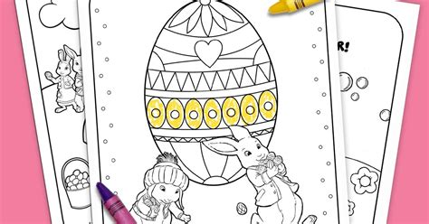 easter coloring pages nick jr nick jr printable easter coloring pack nickelodeon parents